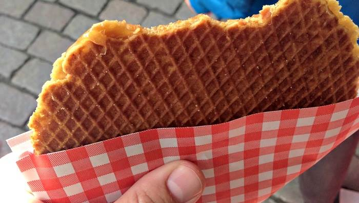 stroopwafel CC BY 20 Steven Vance via Flickr