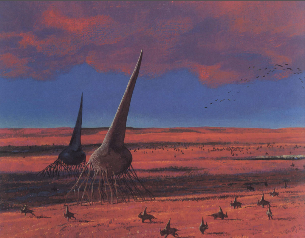 1000+ images about Alien Wildlife on Pinterest Wayne Barlowe Expedition 2
