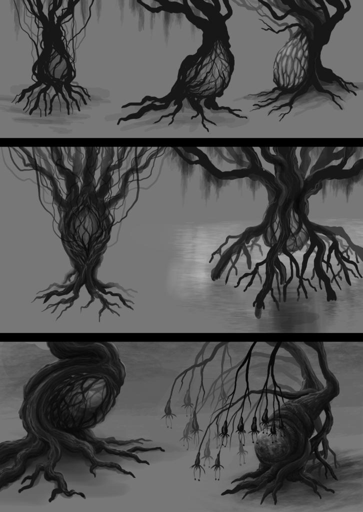 Eggtrær